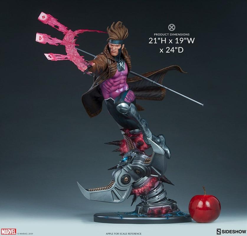 X-Men - Gambit Premium Format Statue   Merchandise