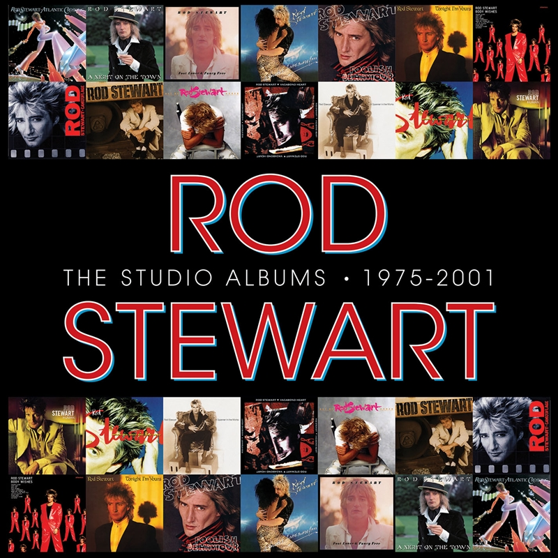 Studio Albums 1975-2001 | CD