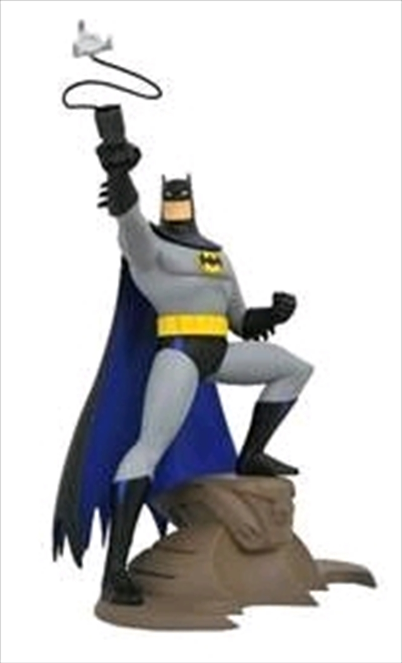 Batman: The Animated Series - Batman Gallery PVC Statue | Merchandise