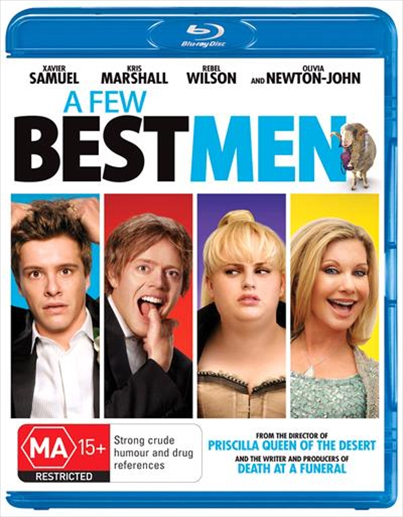 A Few Best Men | Blu-ray