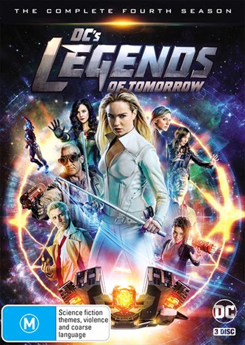 DC's Legends Of Tomorrow - Season 4 | DVD