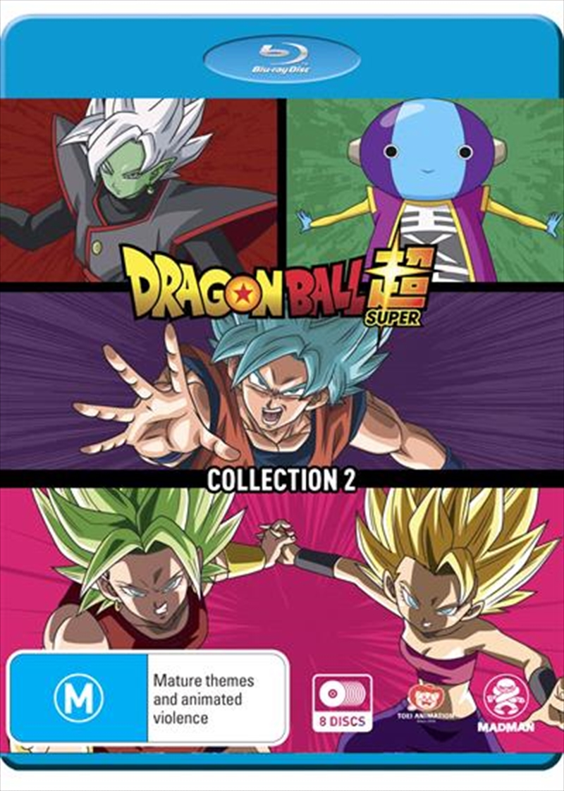 Dragon Ball Super - Collection 2 | Blu-ray