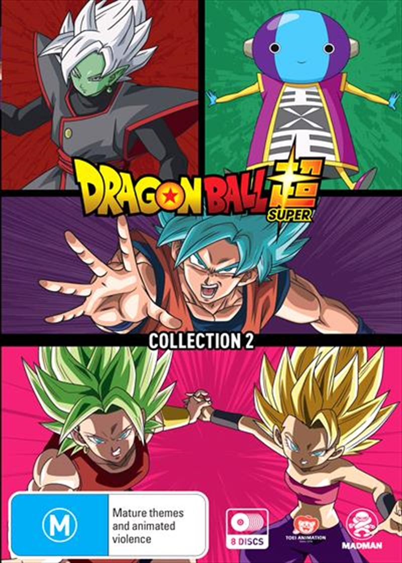 Dragon Ball Super - Collection 2 | DVD