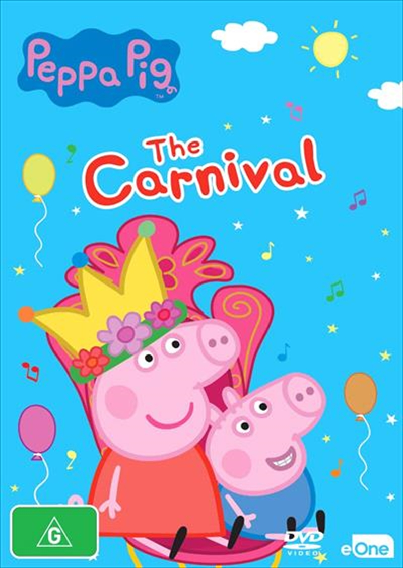 Peppa Pig - Carnival | DVD