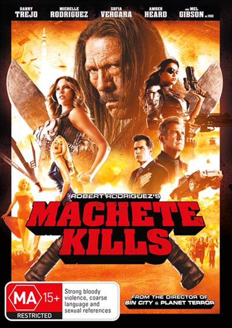 Machete Kills   DVD