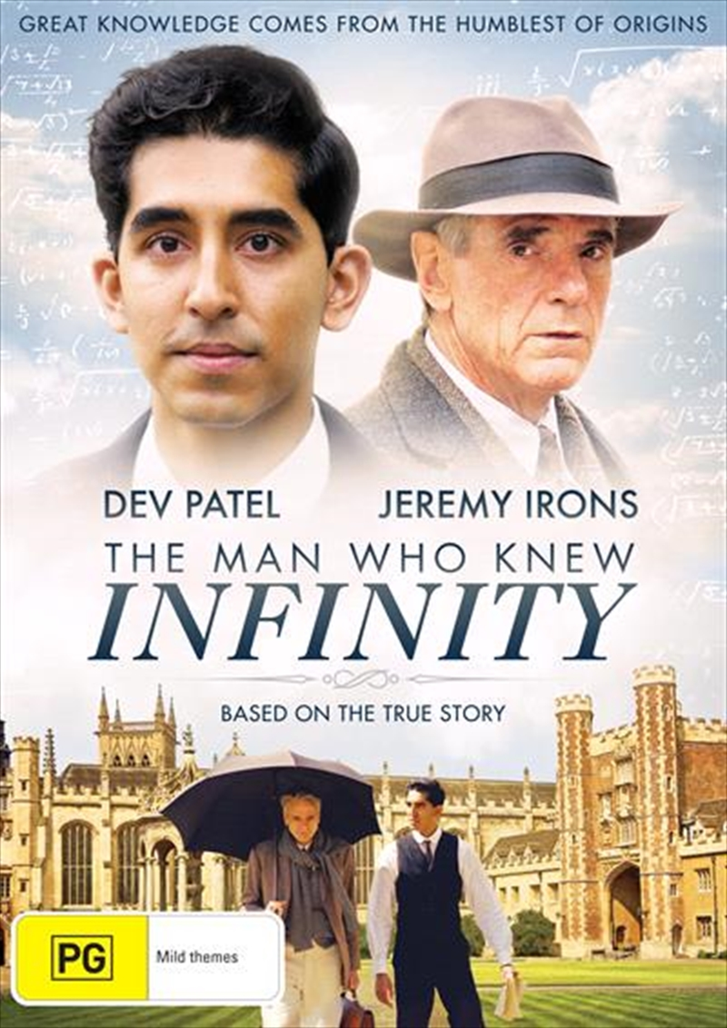 Man Who Knew Infinity, The | DVD