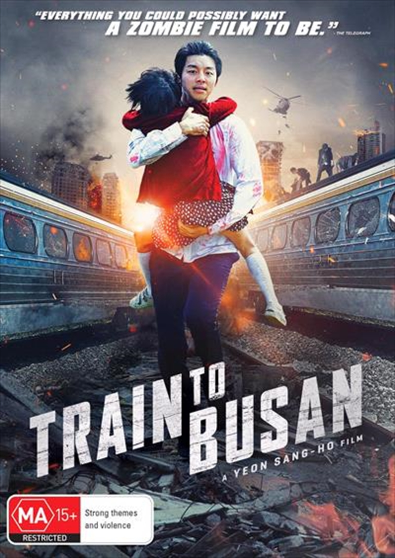 Train To Busan | DVD