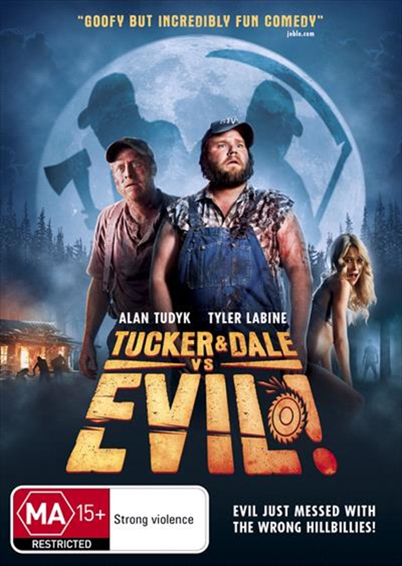 Tucker And Dale Vs Evil | DVD