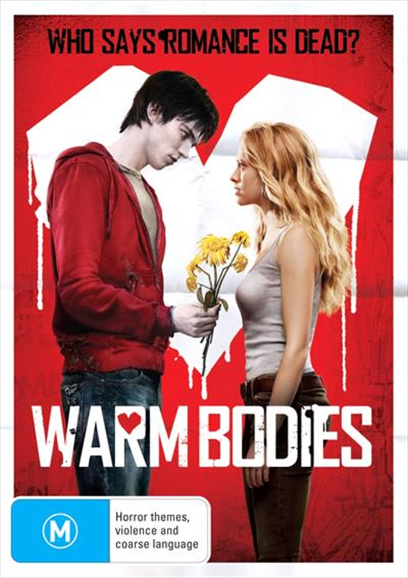 Warm Bodies | DVD