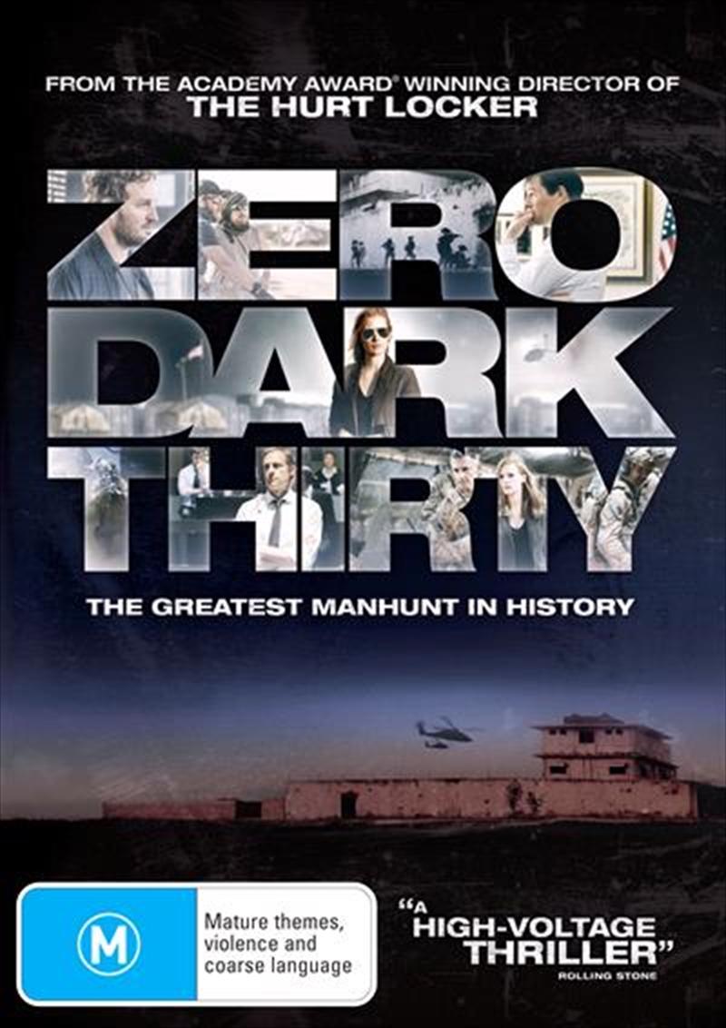 Zero Dark Thirty | DVD
