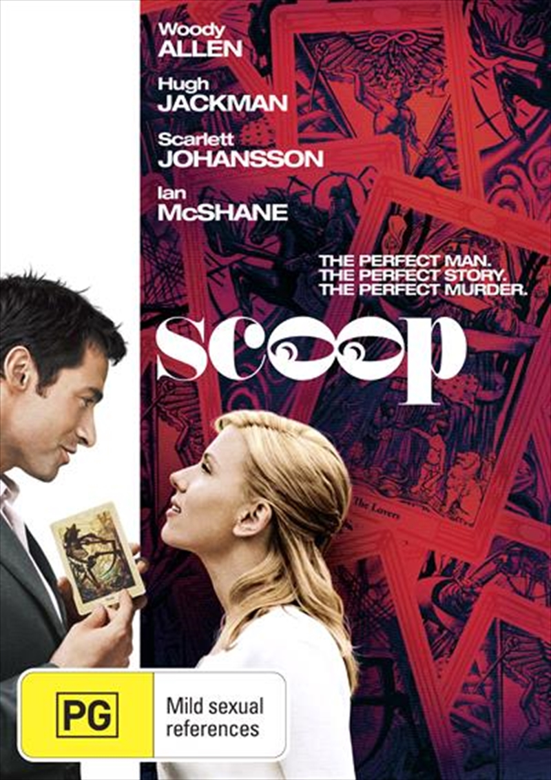 Scoop | DVD