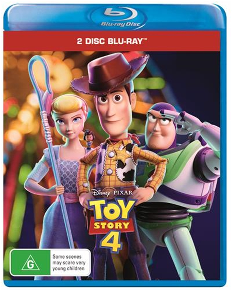 Download Buy Toy Story 4 on Blu-Ray | Sanity Online