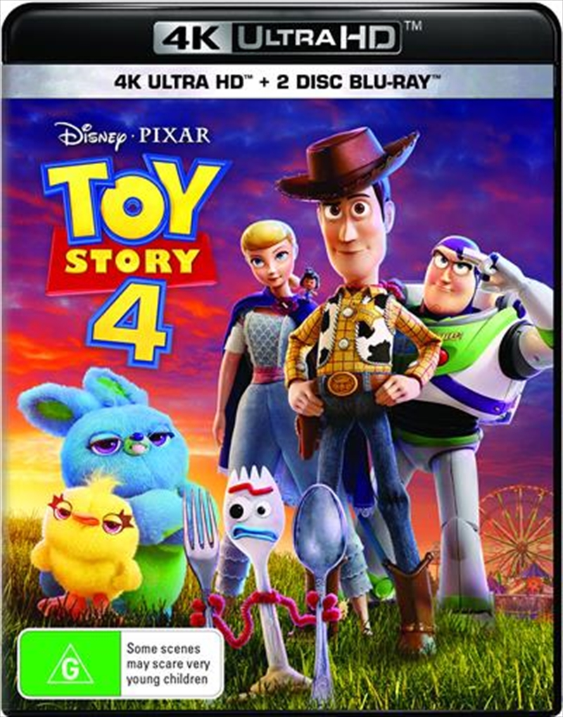 Toy Story 4 | UHD