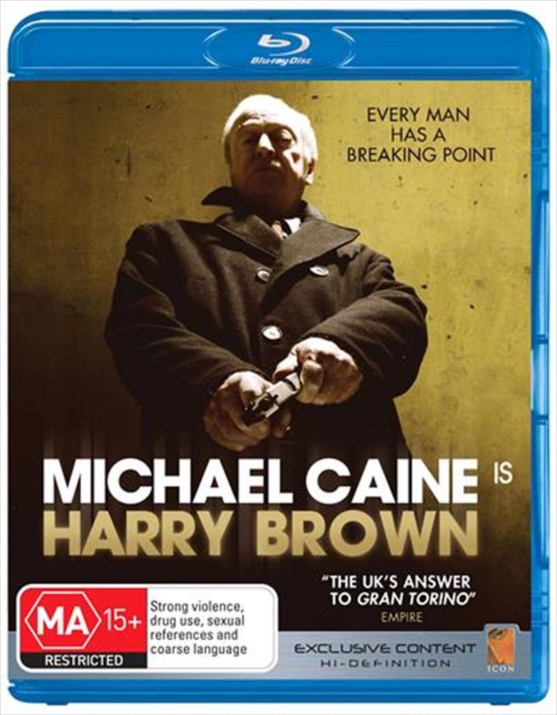 Harry Brown | Blu-ray