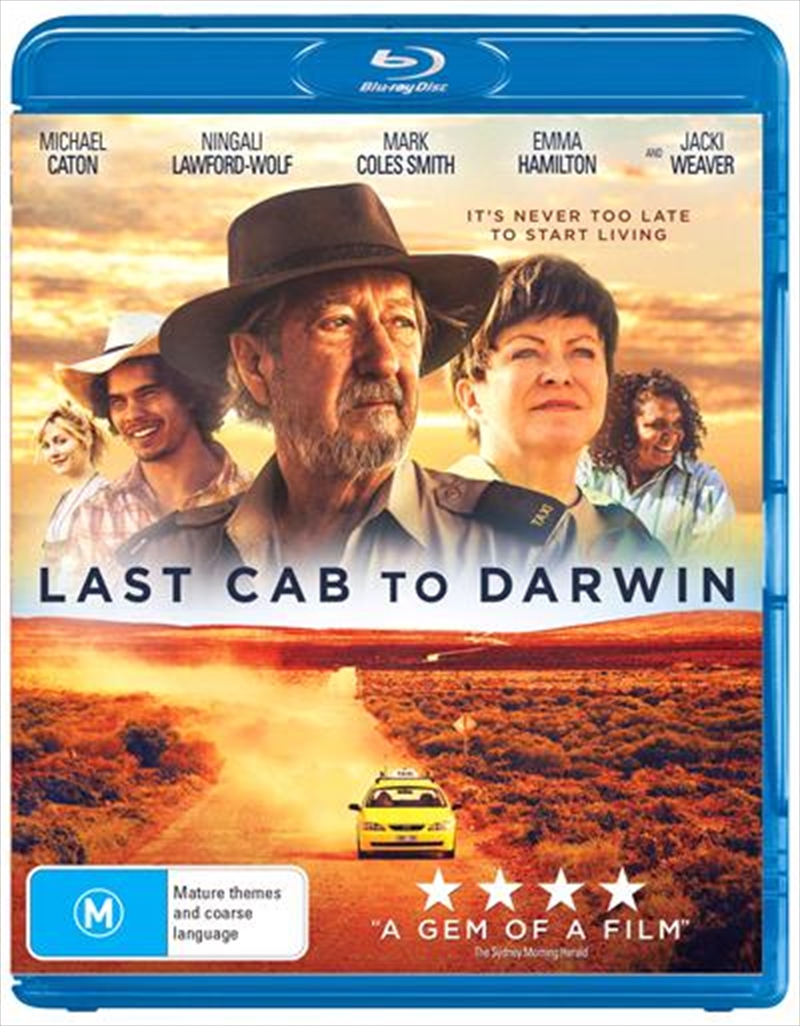 Last Cab To Darwin | Blu-ray