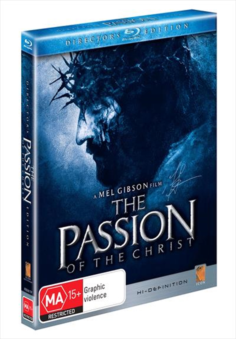 Passion Of The Christ - Director's Edition, The | Blu-ray