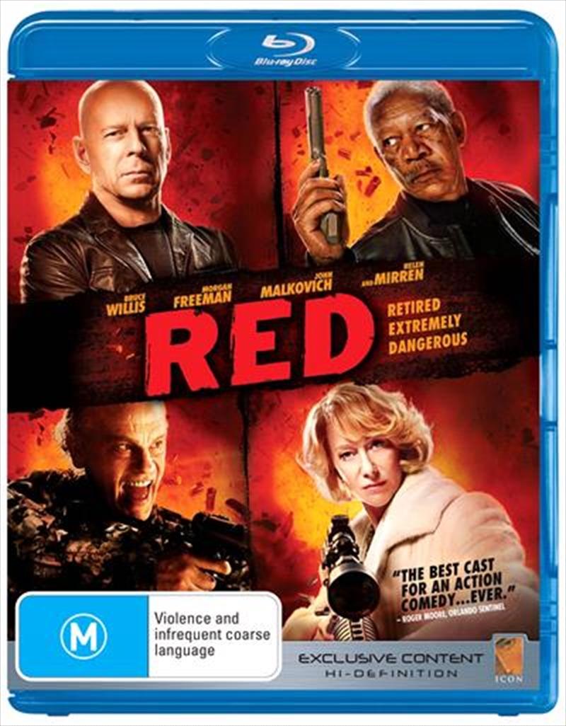 Red | Blu-ray