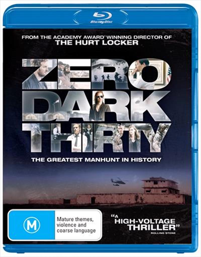 Zero Dark Thirty | Blu-ray
