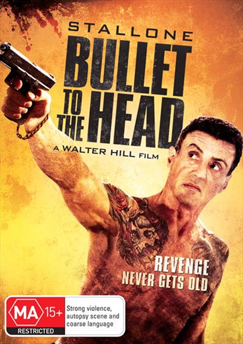Bullet To The Head | DVD