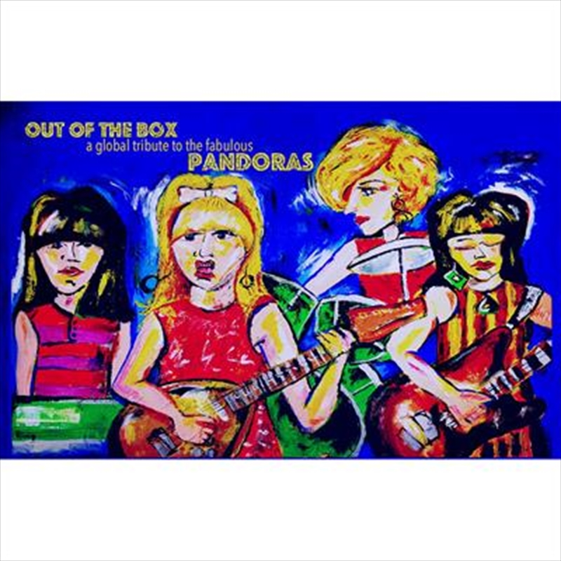 Out Of The Box - A Global Tribute To The Fabulous Pandoras | Cassette