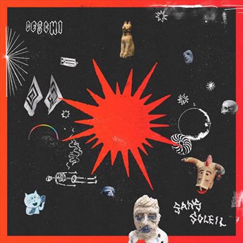 Sans Soleil | CD
