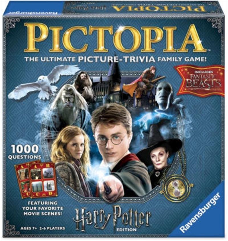 Harry Potter Picture Trivia   Merchandise