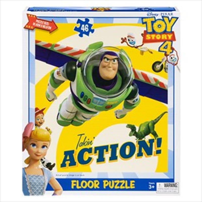 Toy Story 4 Floor Puzzle - 46pc | Merchandise