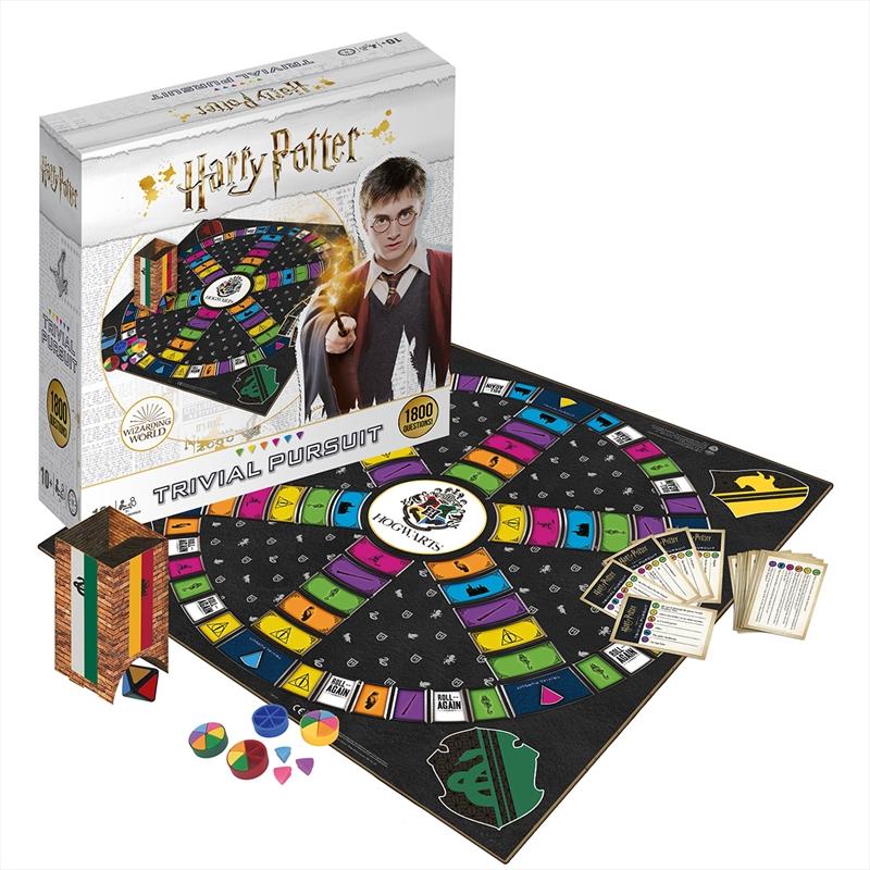 Harry Potter Trivial Pursuit - Ultimate Edition   Merchandise