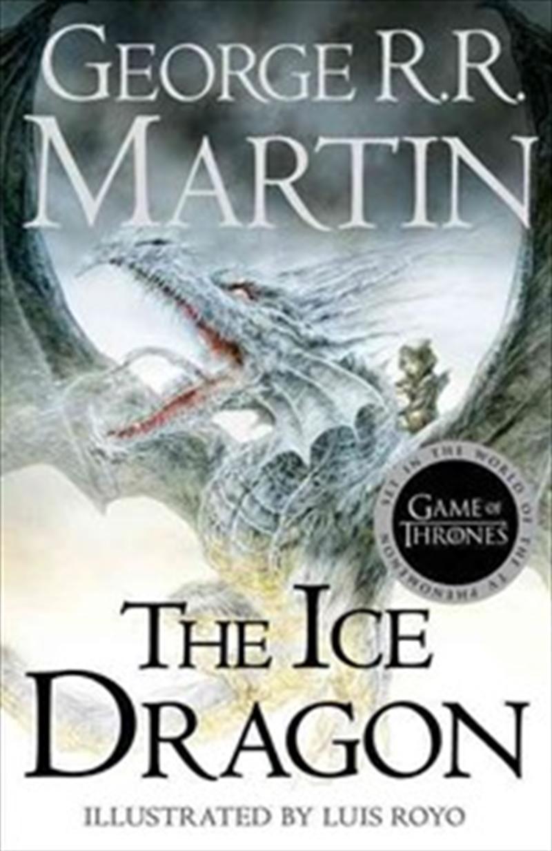 Ice Dragon - Game Of Thrones | Hardback Book