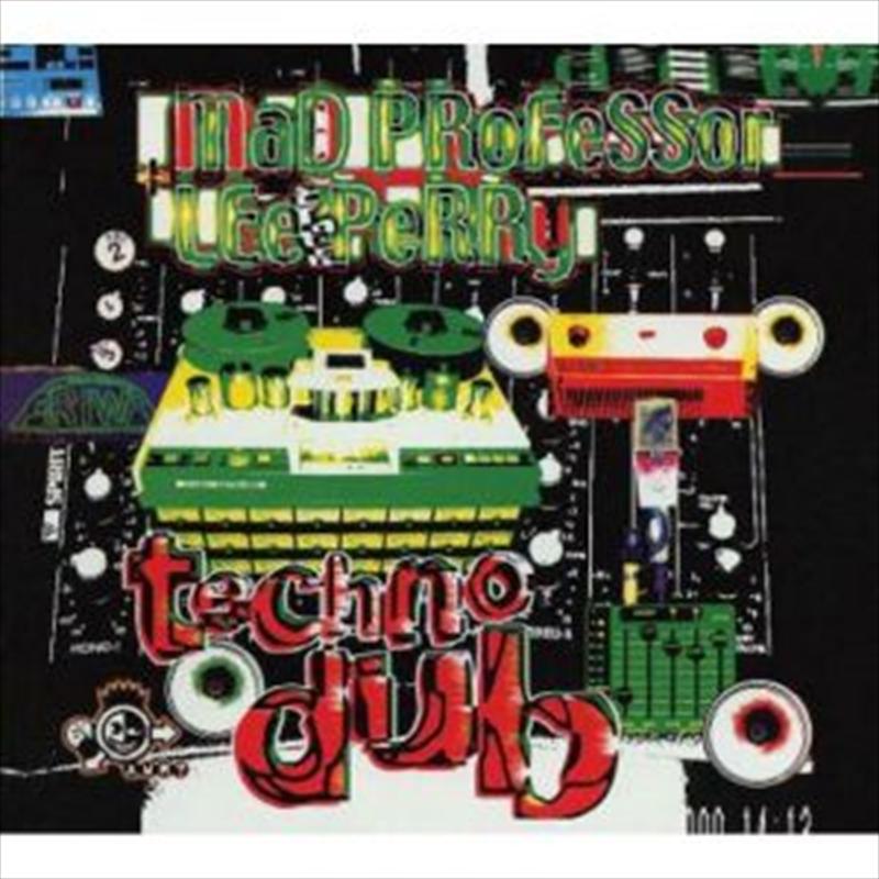 Techno Dub | CD