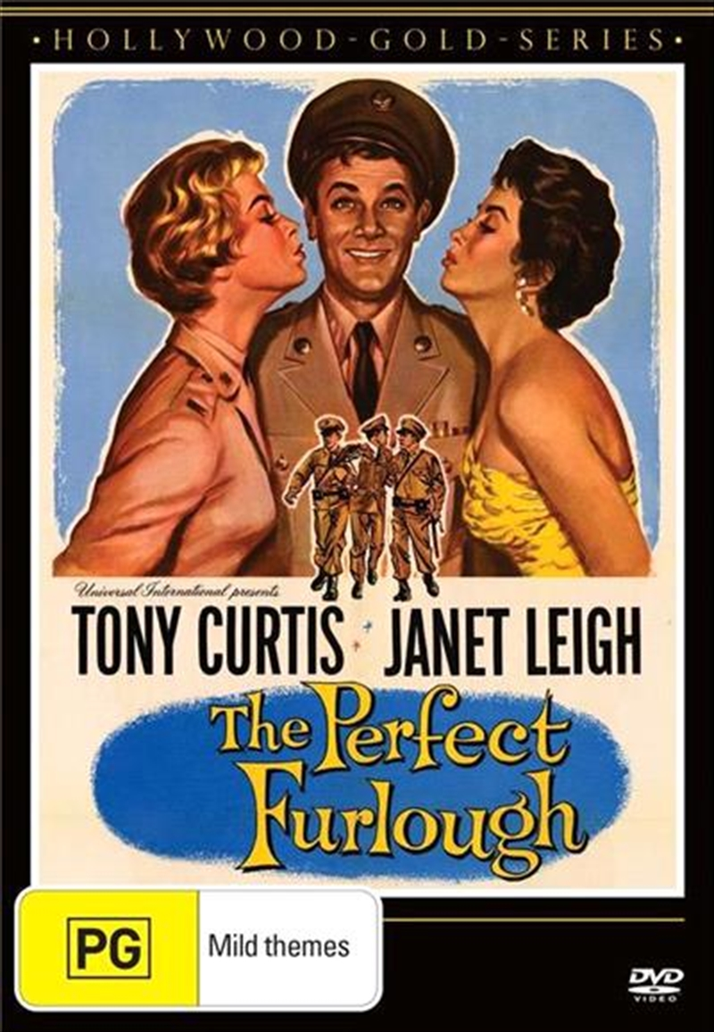 Perfect Furlough, The | DVD