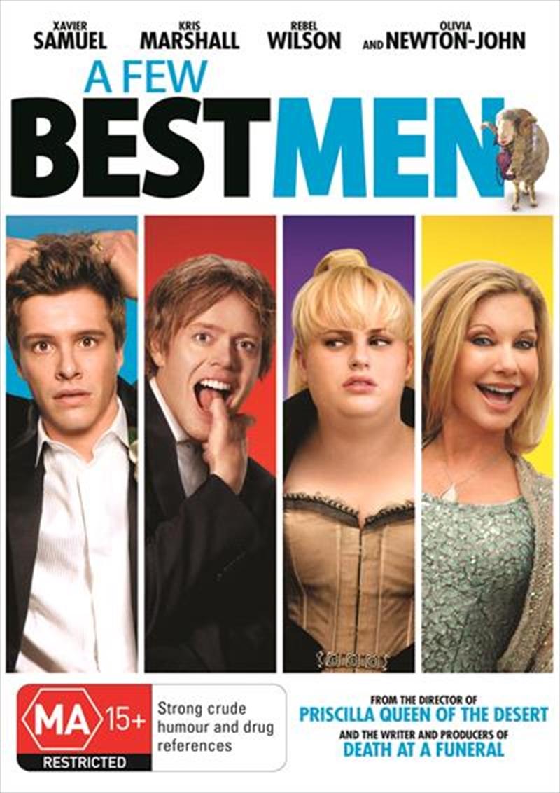 A Few Best Men | DVD