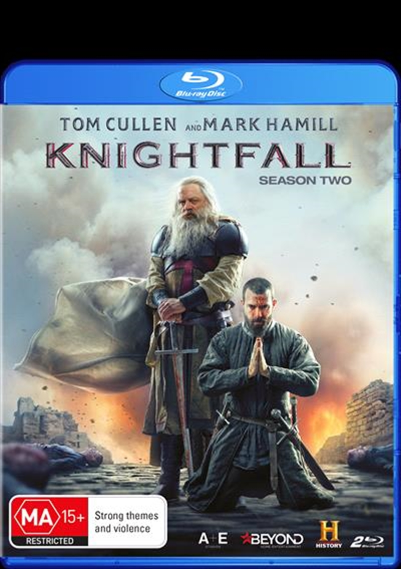 Knightfall - Season 2 | Blu-ray