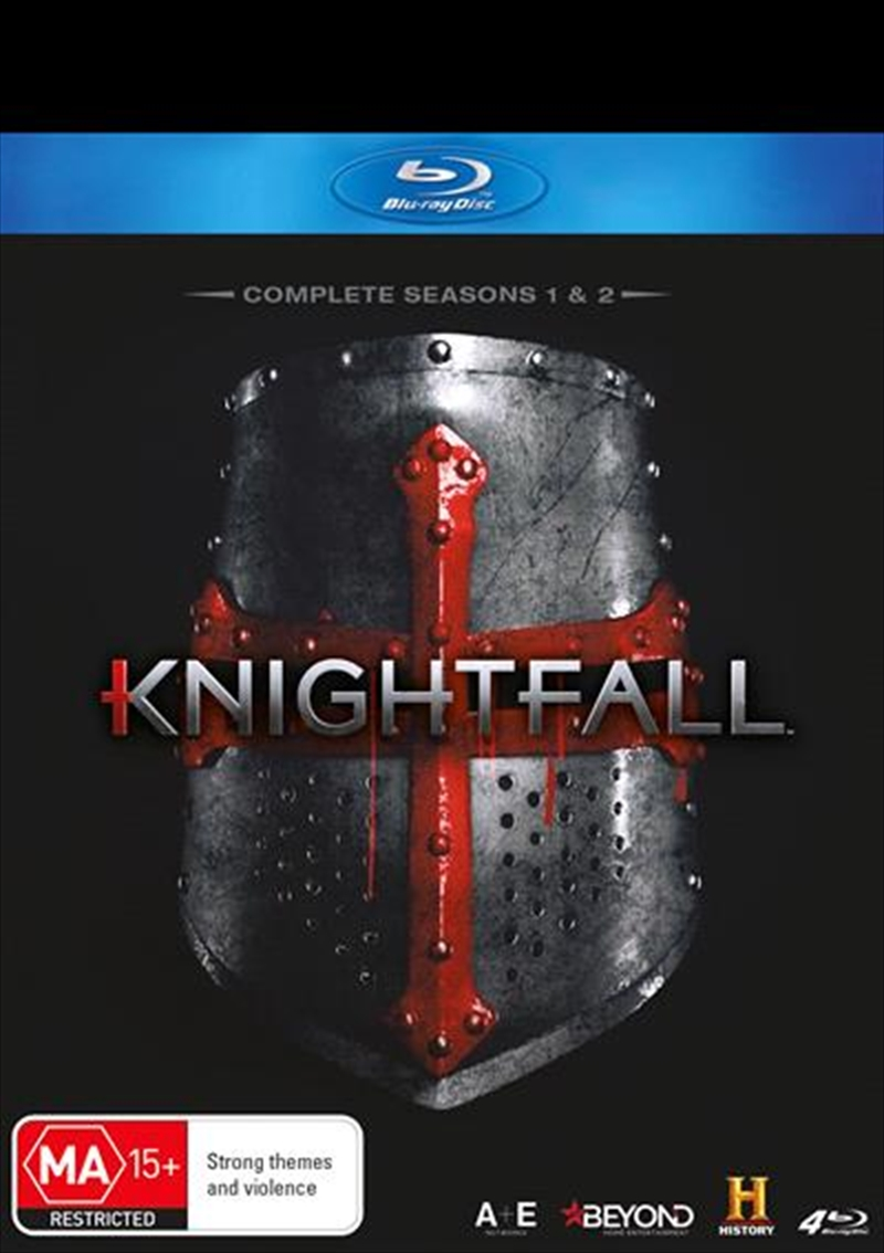 Knightfall - Season 1-2 | Boxset | Blu-ray