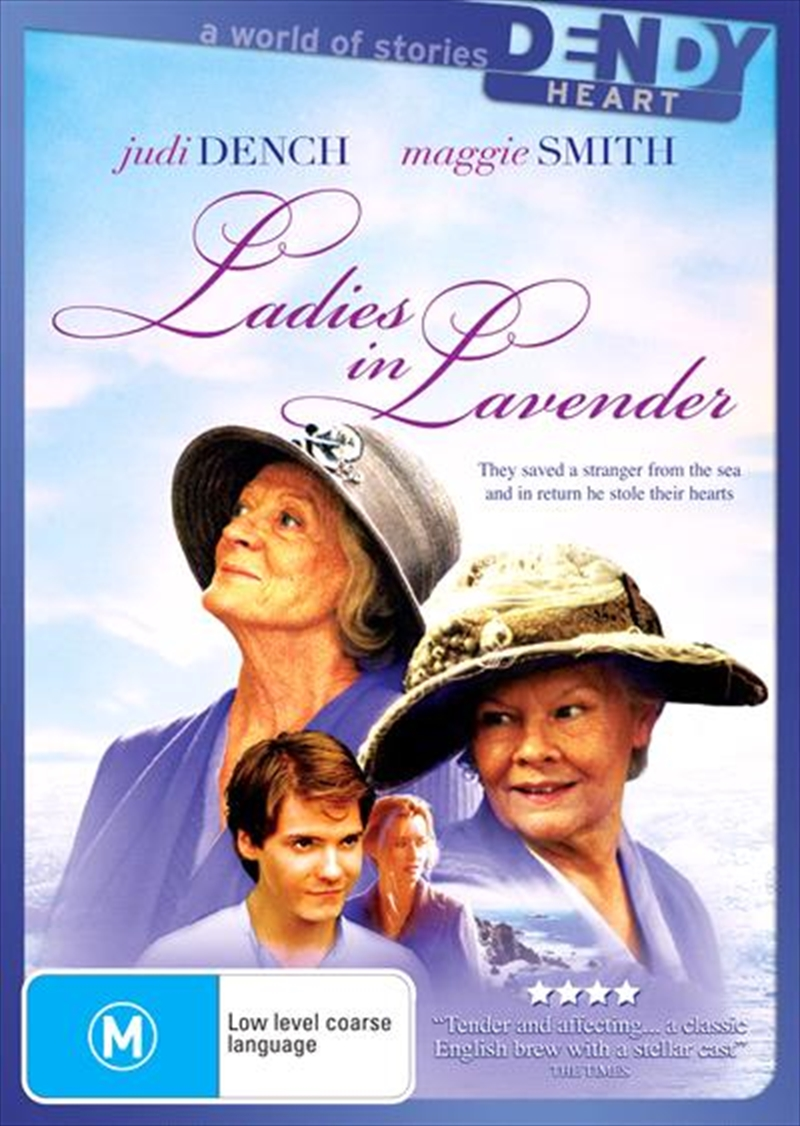 Ladies In Lavender | DVD