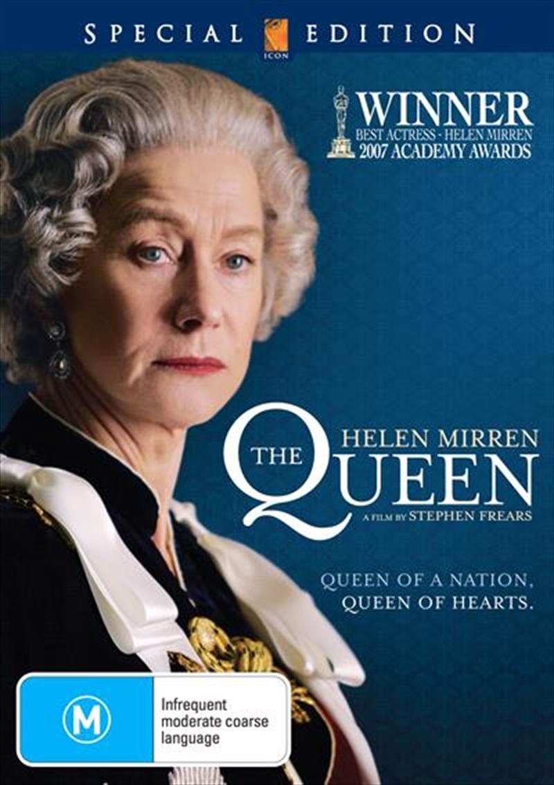 Queen, The | DVD