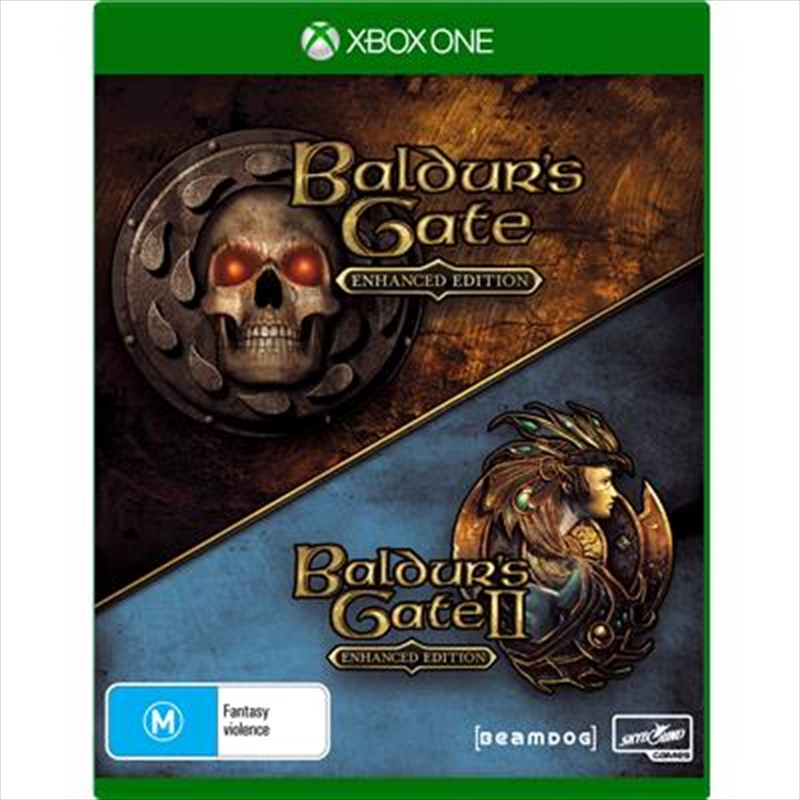 Baldurs Gate and Baldurs Gate II Enhanced Edition | XBox One