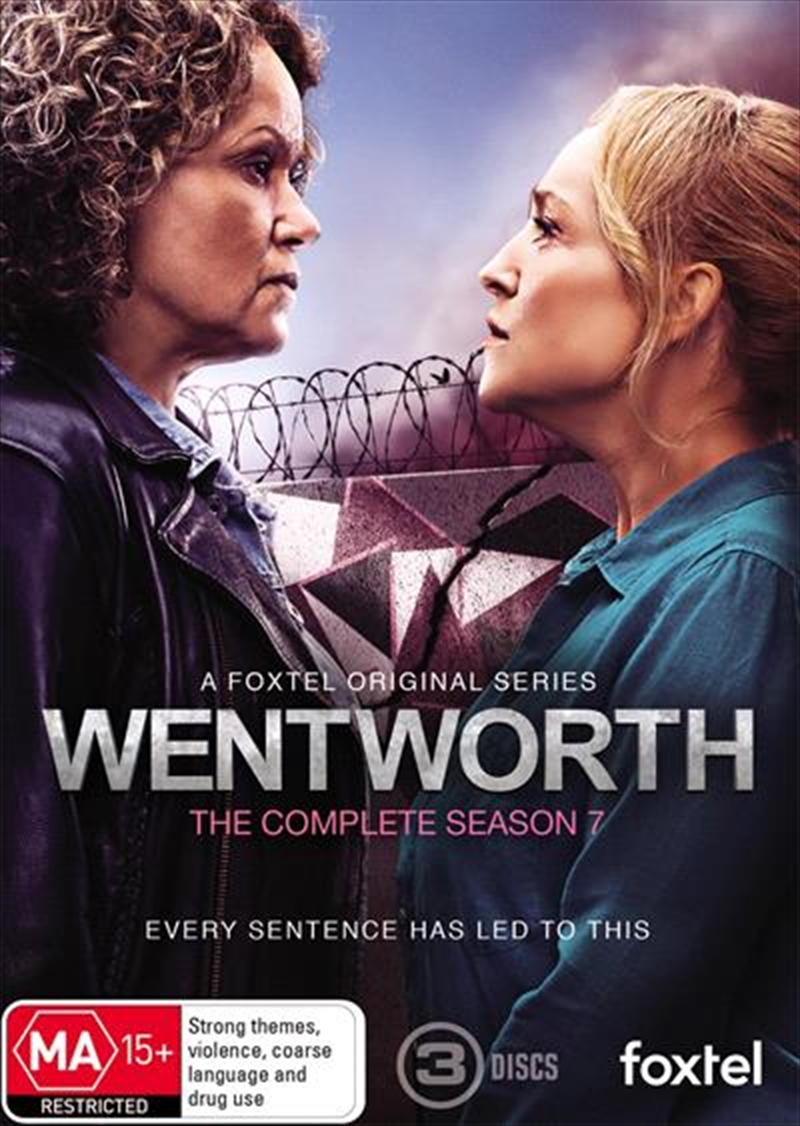 Wentworth - Season 7 | DVD