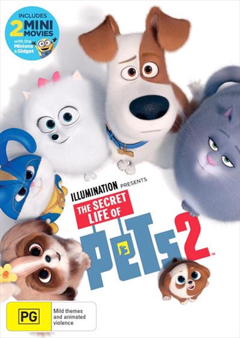 Secret Life Of Pets 2, The | DVD