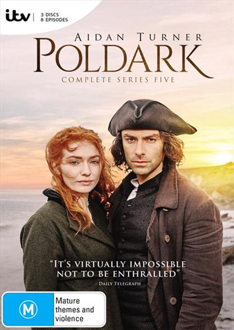 Poldark - Series 5 | DVD