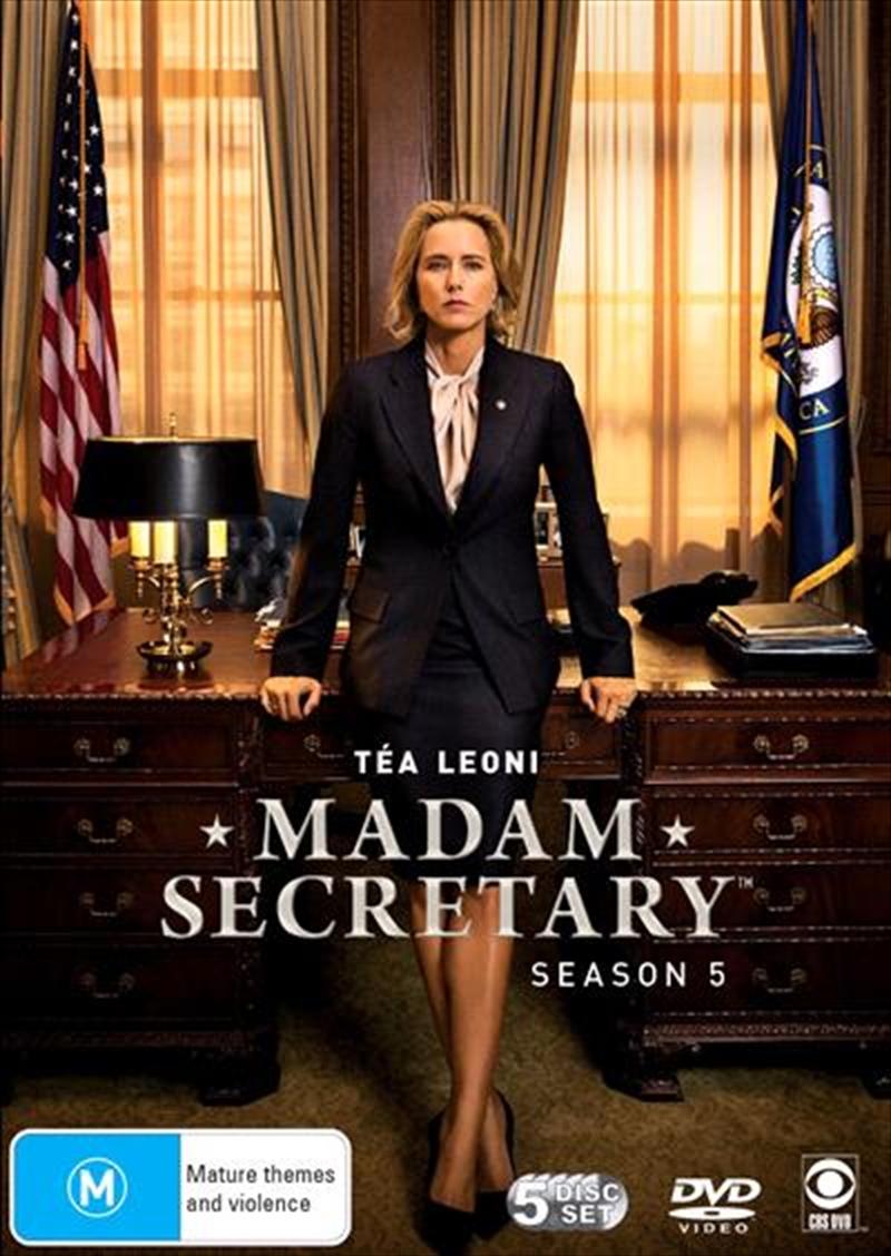 Madam Secretary - Season 5 | DVD