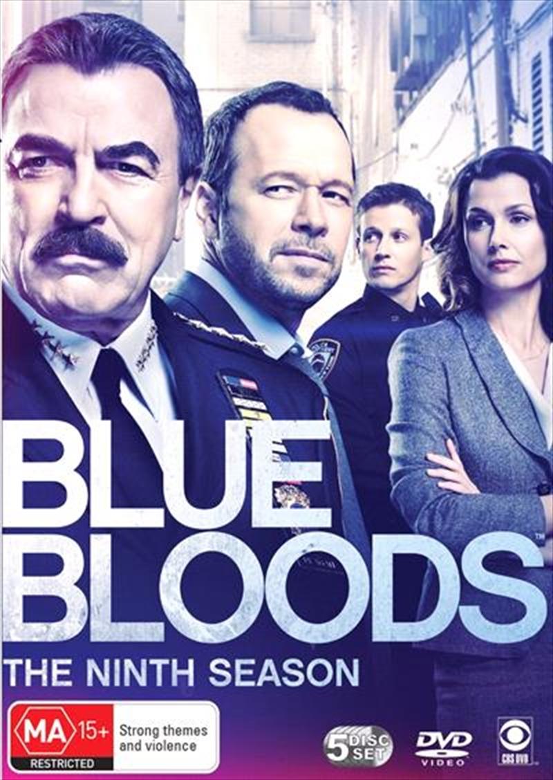 Blue Bloods - Season 9 | DVD
