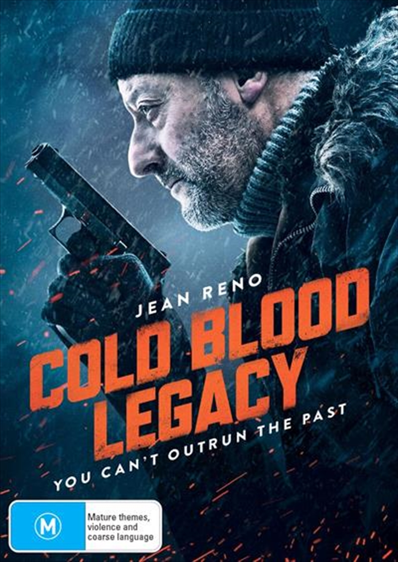 Cold Blood Legacy | DVD