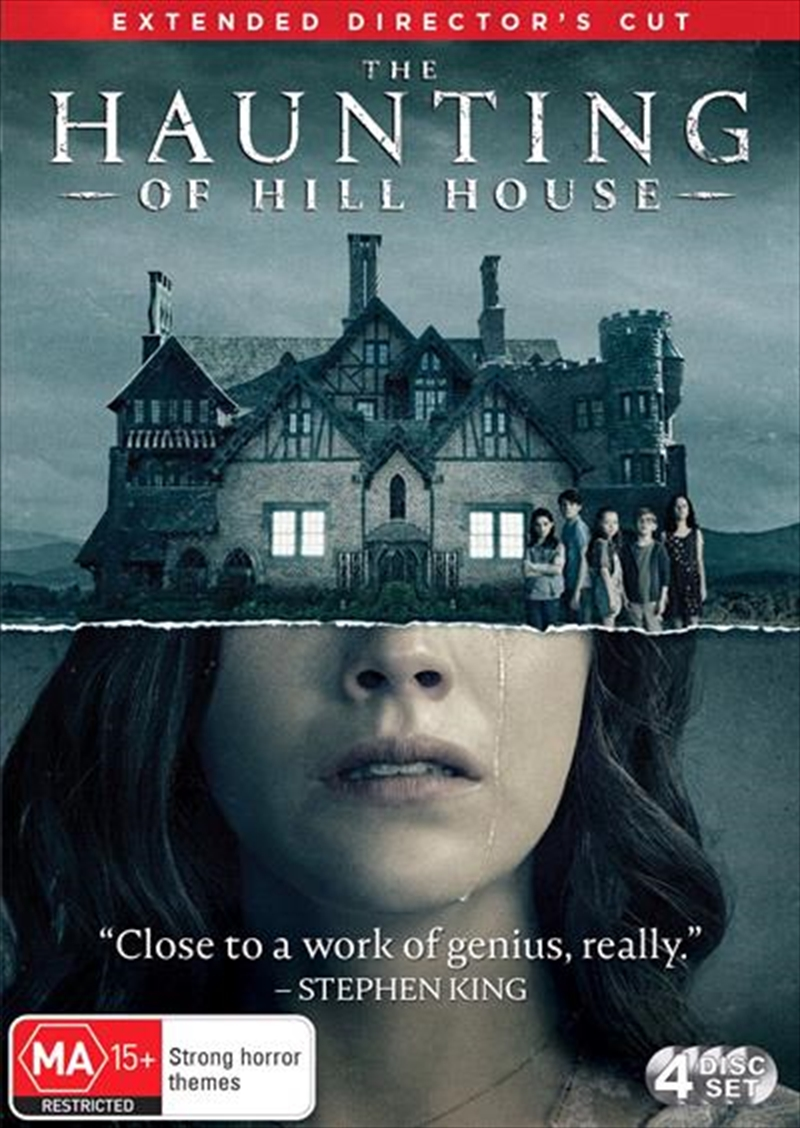 Haunting Of Hill House - Season 1, The | DVD