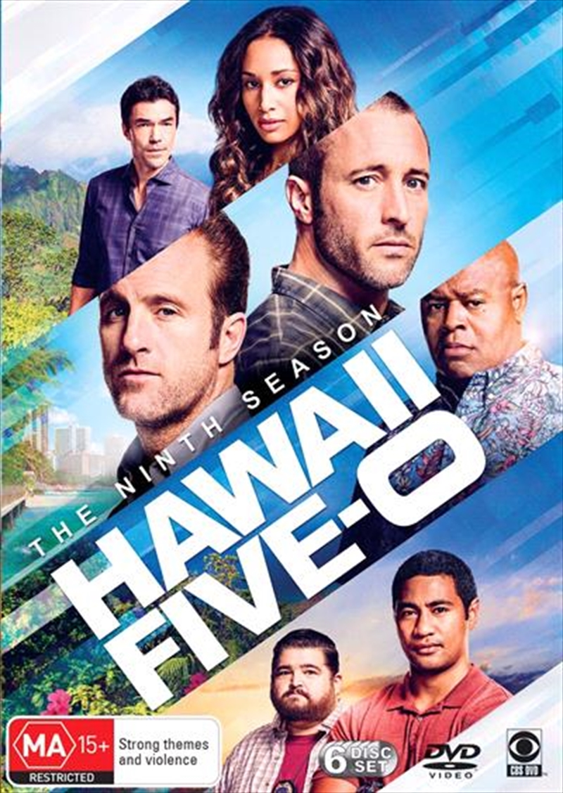 Hawaii Five-0 - Season 9 | DVD