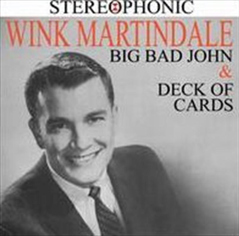 Big Bad John And Deck Of Cards | CD