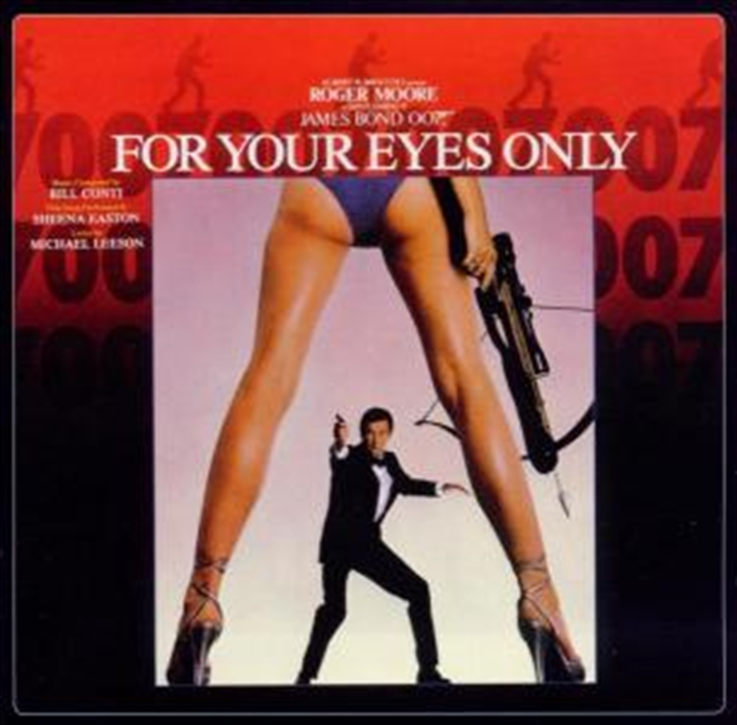For Your Eyes Only   CD