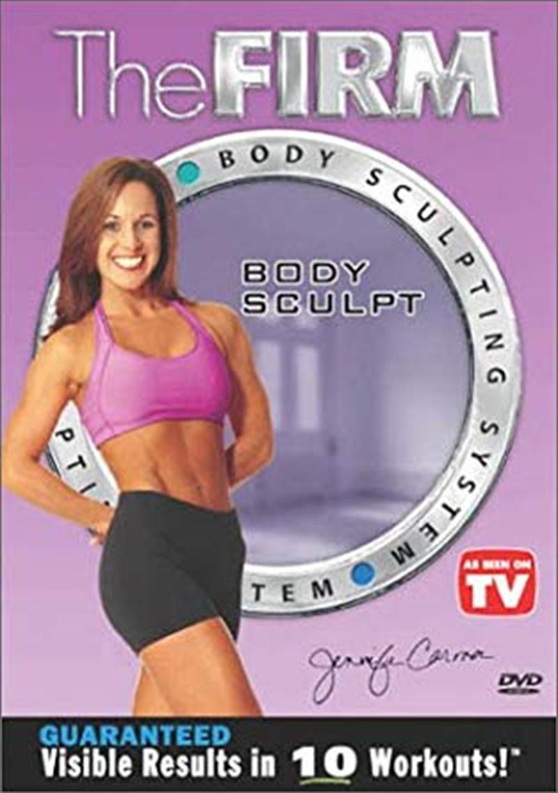 Firm Body Sculpt | DVD