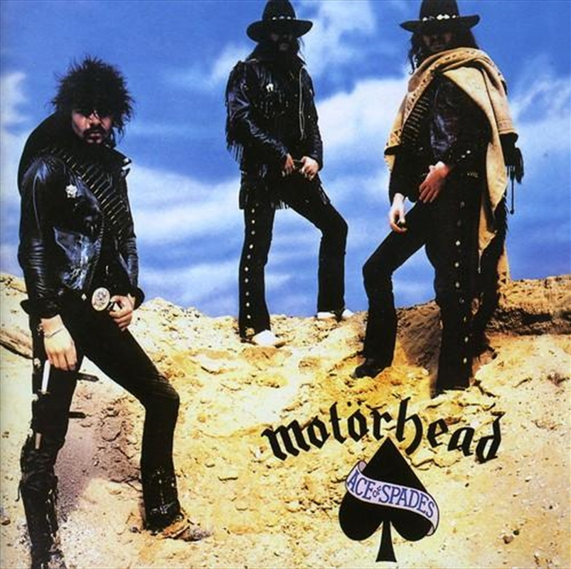 Ace Of Spades | CD