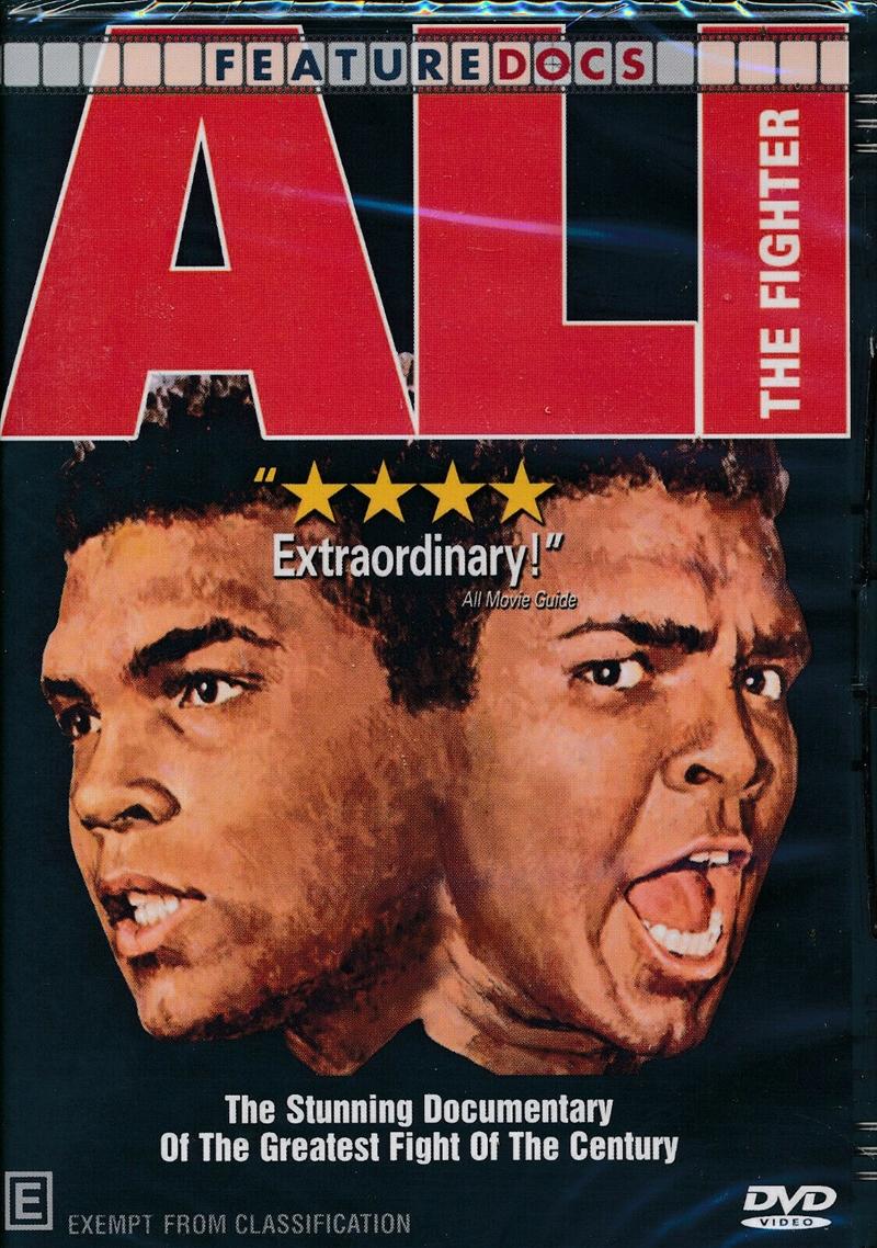 Ali The Fighter | DVD